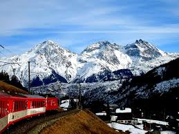 best train rides in europe scenic