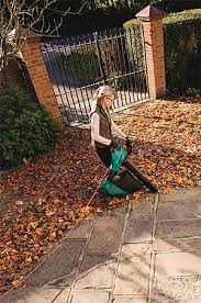 garden blower. bosch als 2500 electric garden blower and vacuum w
