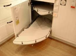Alluring Diy Blind Corner Kitchen Cabinet Organizers Storage Lazy