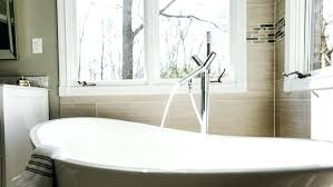 installing a new bathtub how much does bathtub replacement cost angies list installing a tub faucet
