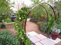 Small Picture bubble trellis Above The Gracie Arbor in Kumquat Each design