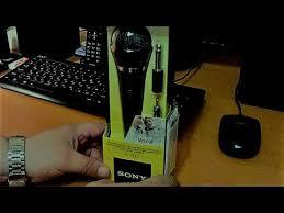 NEW Обзор и тест <b>микрофона SONY F V120</b> HD - YouTube