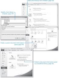 Form Library Sharepoint 2010 15 Using Sharepoint Foundation With Infopath 2010 Microsoft