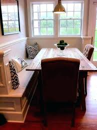 kitchen table with built in bench. Bench Seating Kitchen Built In Lush Image For Dining Table Seat Tables Sale Corner With