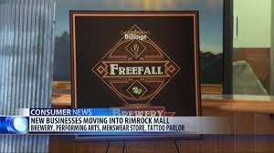 Rimrock Mall Announces New Tenants Including A Brewery And Tattoo
