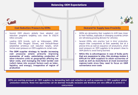 oem suppliers perfecting the balancing act eos intelligence 2 balancing oem expectations
