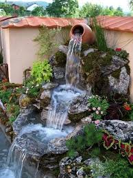 Small Picture 602 best Landscaping fountains and water bubblers images on