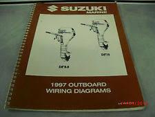 sierra suzuki boats & watercraft manuals & literature ebay Suzuki Df175 Outboard Wiring Diagrams 1997 suzuki marine wiring diagram manual 99954 53970 4 4 3 Mercury Outboard Wiring Schematic Diagram