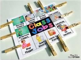 4th Grade Classroom Job Chart Classroom Job Charts 38 Creative Ideas For Assigning