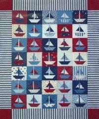 Sailboat Quilt Pattern | Appsbuy.us | OCEAN QUILT | Pinterest ... & Sailboat Quilt Pattern | Appsbuy.us Adamdwight.com