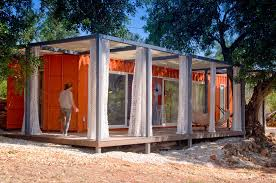 View in gallery industrial-chic-home-created-from-shipping-container -portugal-