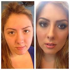 anastasia beverly hills contour kit before and after. before \u0026 after on sara f! skin: temptu airbrush foundation in \u0027warm beige\u0027, laura mercier translucent powder cheeks: clinique bronzing gel to contour, anastasia beverly hills contour kit and e