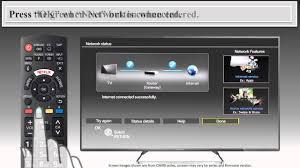 panasonic viera tv connections. 2014/2015/2016 panasonic viera tv - wi-fi set up using ssid and password connection viera tv connections l
