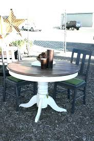 distressed round dining table distressed round dining table distressed dining table full size of small distressed