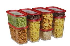 dry food storage containers. Buy Rubbermaid Modular Dry Food Storage Zylar 8-Container Set In Cheap Price On Alibaba.com Containers L