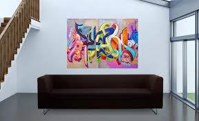 elan x suumo surface on interior design canvas wall art with elan wonder interior design graffiti