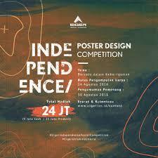 Dan untuk itu kami ada untuk. Eiger Di Twitter Halo Eigerian Semarakkan Gelora Kemerdekaan Indonesia Melalui Sebuah Karya Visual Inspiratif Dan Kreatif Dalam Eiger Independence Poster Design Competition Informasi Lebih Lanjut Kunjungi Https T Co L2zjh1gyli
