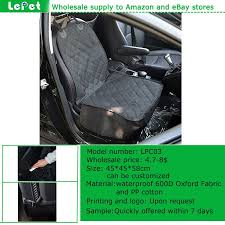 best waterproof car seat covers 81 best oxford dog seat cover manufacturer whole dog car seat