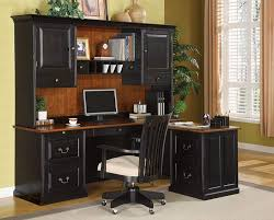 inspiring l shaped home office desks for proper corner furniture astounding office space idea which