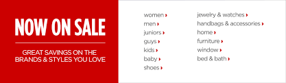 JCPenney Sale - Save on Furniture, Clothing, Shoes & More