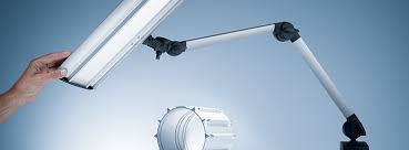 bench lighting. industrial task lighting bench