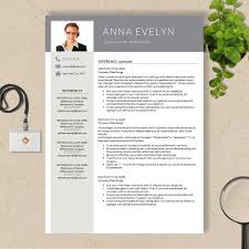 Cv Template With Cover Letter And References Page No 013 013