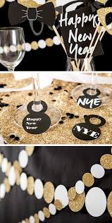 new years printables pic for 20 diy new years eve party ideas diy