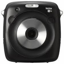 <b>Fujifilm Instax Square</b> SQ10 Hybrid Digital Camera/Instant Film (<b>Black</b>)