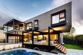 cool architecture design. Wonderful Cool WardenStResidencebyMataDesignStudio1 Modern In Cool Architecture Design U