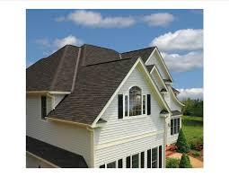 Gaf Monaco Designer Shingles Gaf Glenwood Dusky Gray Roofing Contractors House Styles