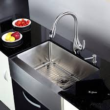 home and furniture magnificent kraus kitchen sink in 33 inch undermount 50 double bowl kraus