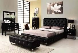 black bedroom. Black Bedroom Furniture Decorating Ideas Photo - 15