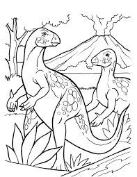 Small Picture Coloring Pages Free Coloring Pages Dinosaurs Coloring Pages