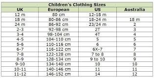 Inspirational Jean Waist Size Conversion Chart