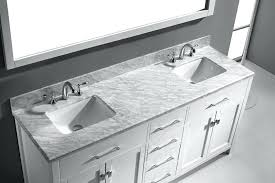 double sink vanity top 72 large size of double sink vanity top with marble white bathroom