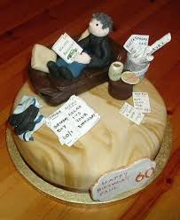 Unique Birthday Cake For Him