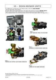 Necta Vending Machine Manual Mesmerizing Brio 48 Service Manual