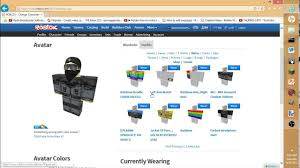Making Outfits Website Roblox How To Make Outfits Youtube
