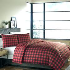 checd comforter decoration red and black buffalo check bedding white blue plaid gingham quilt photo comforters checd comforter black and white