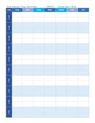 employee schedules templates employee schedule templates calendar free printable
