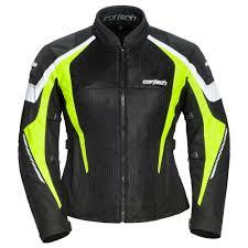 Cortech Jacket Sizing Chart Details About Cortech Gx Sport Air 5 0 Womens Jacket Black Hi Viz