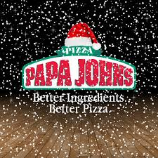 Christmas Vouchers - Welcome to Papa John's