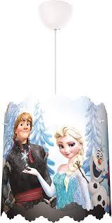 Disney Frozen Light Shade Philips Disney Frozen Lampshade Childrens Ceiling Pendant Lightshade Blue