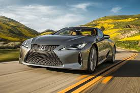 2018 lexus 500 coupe. exellent coupe 2018 lexus lc 500 and 500h first test to lexus coupe