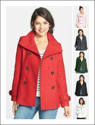i bought this red peacoat during the nordstrom anniversary and guess what it s still in stock yay