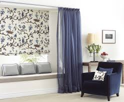 Bonded blind with sheer curtain combination. For more bonded blind styles  go to http: