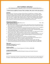 Freelance Writer Resume Example Examples Of Resumes