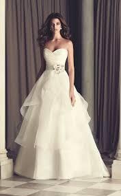 21 gorgeous a line wedding dresses ideas