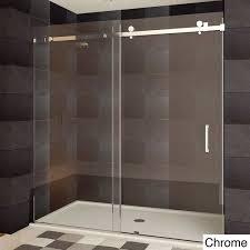 lesscare ultra b semi frameless semi frameless sliding shower door new sliding patio doors
