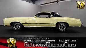 1977 Chevrolet Monte Carlo - Louisville Showroom - Stock # 1263 ...